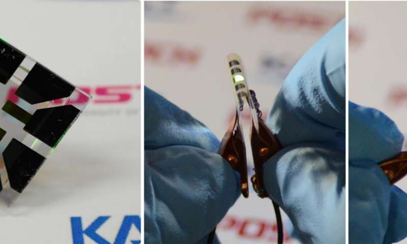 Graphene-based transparent electrodes for highly efficient flexible OLEDS