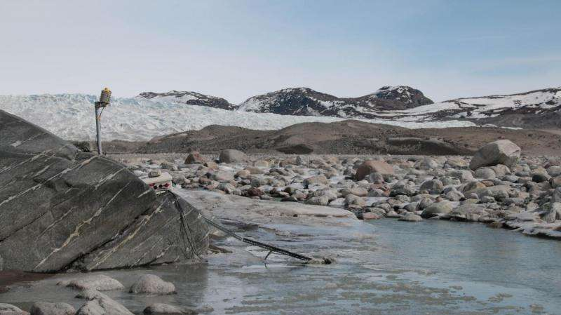 Greenland ice sheet releasing 'Mississippi River' worth of phosphorus