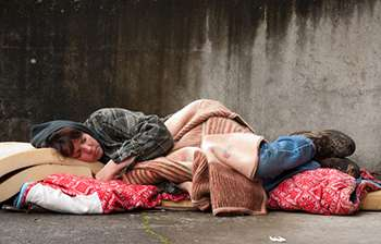 Homelessness leading to severe mental and physical problems, study shows