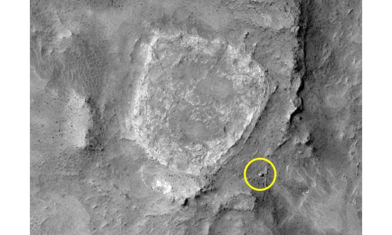 Hot spring in Chile may show where to look for life traces on Mars