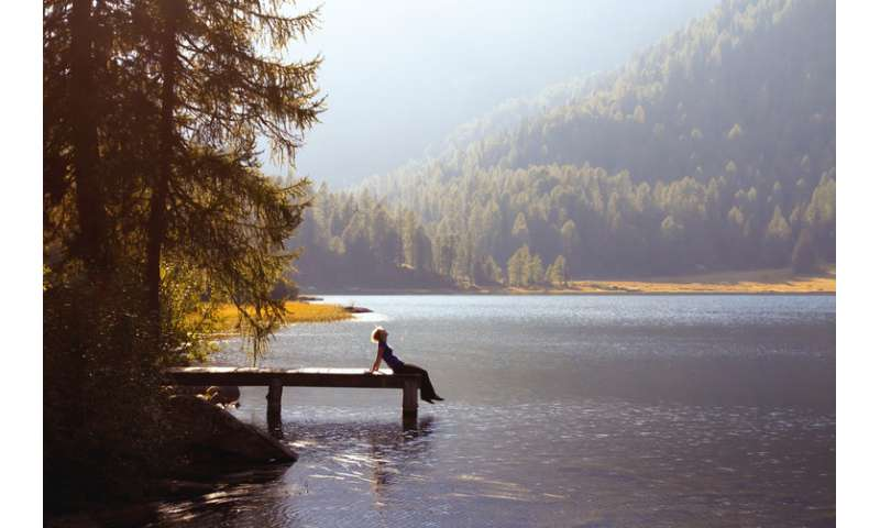 How being in nature makes us appreciate our bodies and reject unrealistic beauty standards