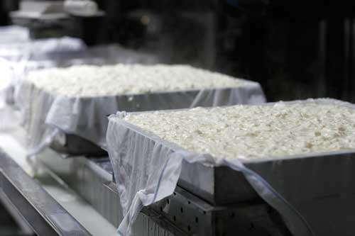 How tofu is made