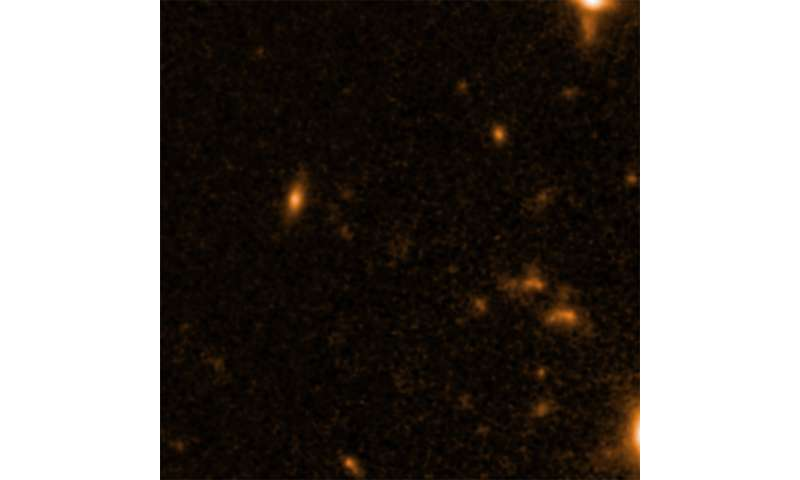 Hubble finds clues to the birth of supermassive black holes