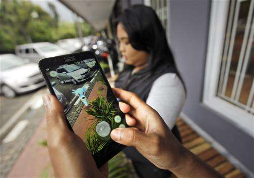 Indonesia's presidential palace bans playing of 'Pokemon Go'