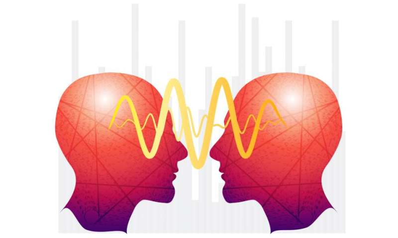 In loud rooms our brains 'hear' in a different way – new findings