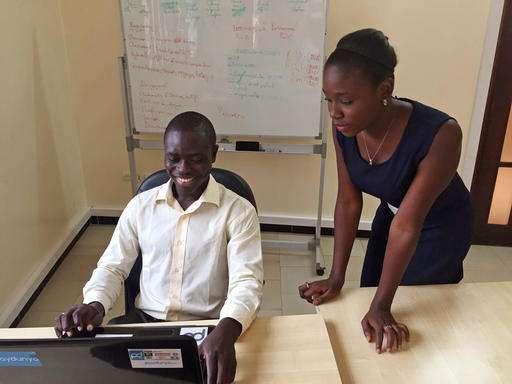 In Senegal, young women challenge boundaries through coding