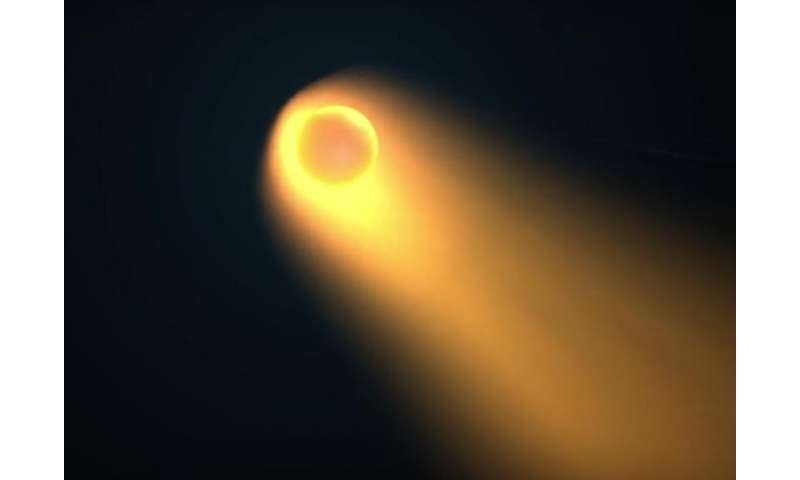 Japanese company plans artificial meteor shower