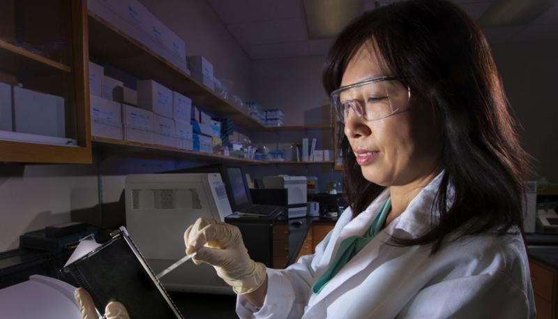 Lab scientists identify new genetic mutations in antibiotic-resistant bioterrorism agent
