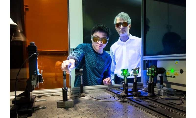 Laser treatment, bonding potential road to success for carbon fiber