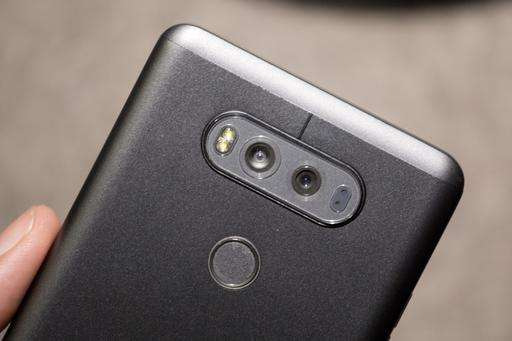 LG unveils the first phone to ship with Google's new Android