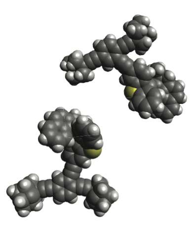 Light drives single-molecule nanoroadsters