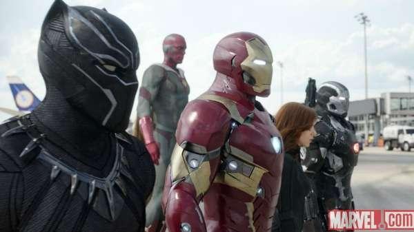 Making sense of Iron Man's science