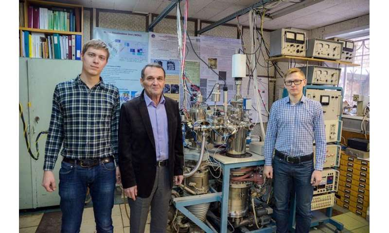"MEPhI scientists ""teach"" hydrogen to penetrate  in metal surfaces through oxidate layers"