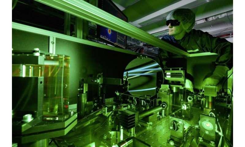 Milestone on the path to laser-driven plasma accelerators