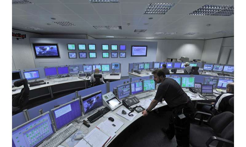 Most distant catch for ESA station
