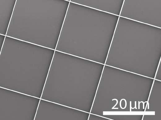 Nanowalls for smartphones