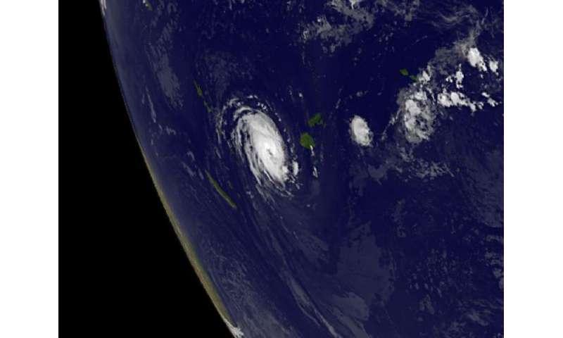 NASA sees stubborn Tropical Cyclone Ula kick up