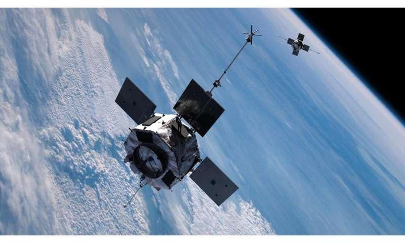 NASA's Van Allen Probes reveal long-term behavior of Earth's ring current