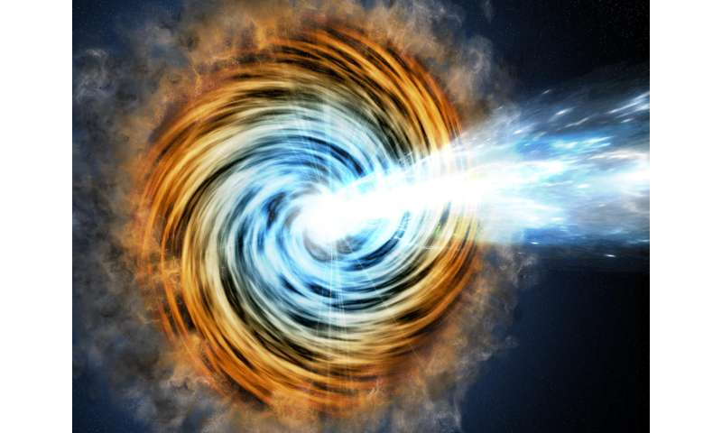 NASA's WISE, Fermi missions reveal a surprising blazar connection
