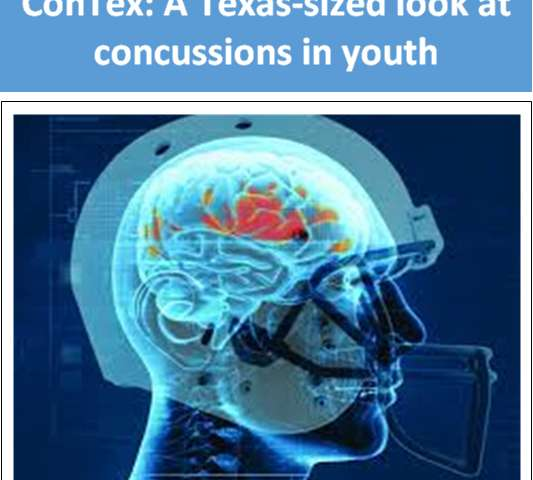 Nation's largest state effort to track concussions in youth athletes under way in Texas