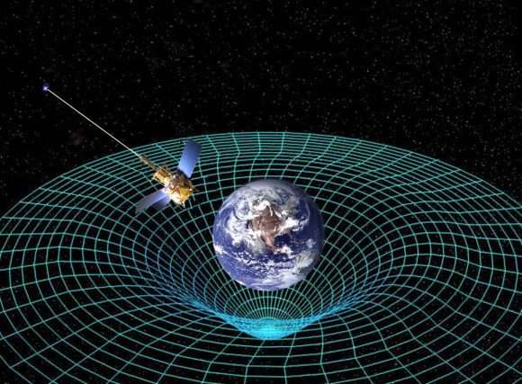 Next time you're late to work, blame dark energy
