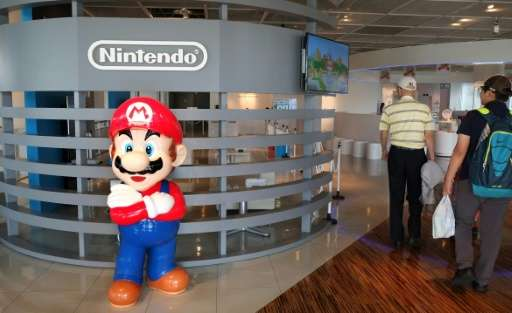 Nintendo shares surged more than 5% on November 16, 2016, after the game giant said it would release a Super Mario app for iPhon