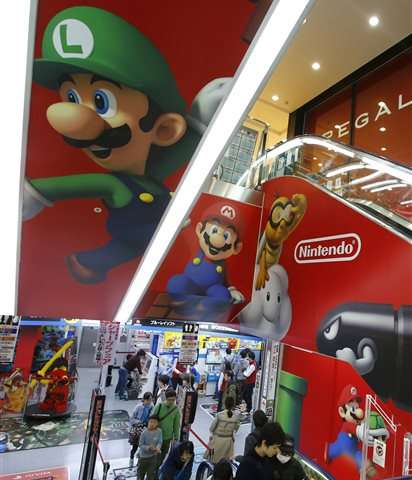 Nintendo sinks into bigger quarterly loss on weak sales
