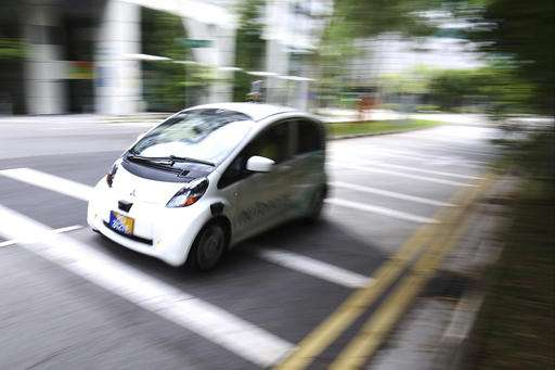 """No longer invite-only, """"robo-cars"""" offered to Singaporeans"""