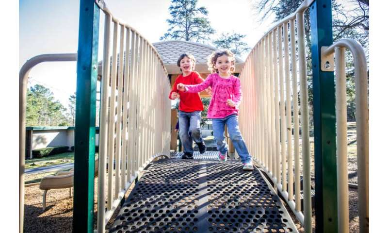 Occupational therapists explore the serious side of play