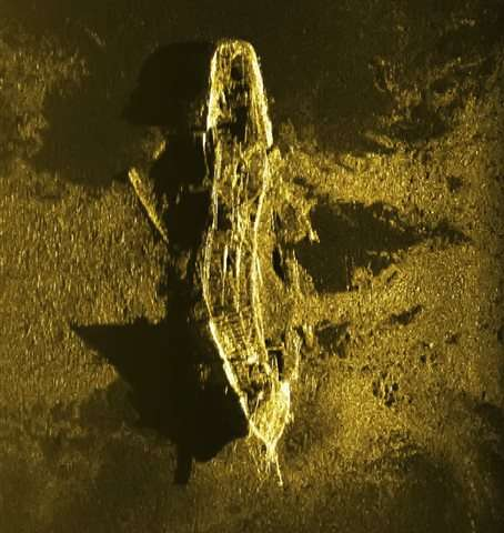 Ocean search for Malaysian airliner finds 2nd shipwreck