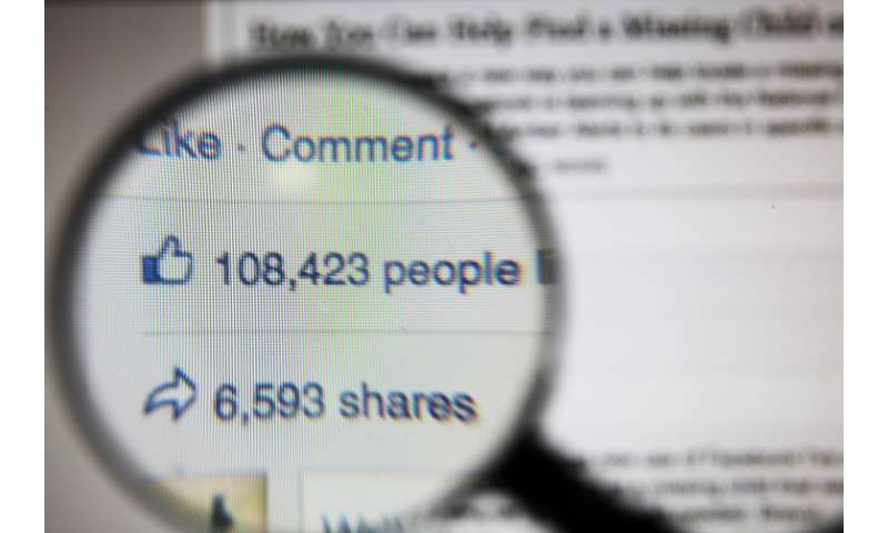On the hunt for Facebook's army of fakes