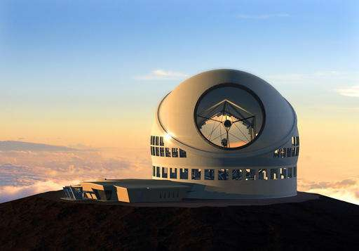 Opponents to take aim at giant telescope at Hawaii hearing