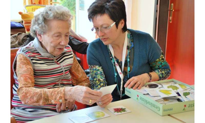 Optimised long-term care for persons with dementia