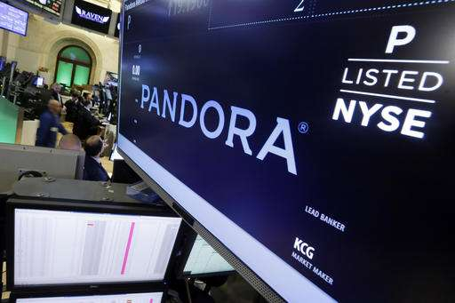 Pandora takes on Spotify, Apple with new streaming services