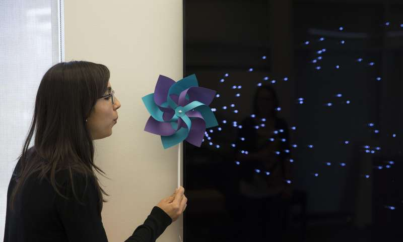 Paper gets 'smart' with drawn-on, stenciled sensor tags