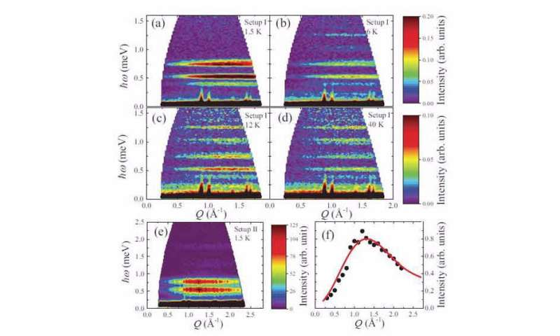 Pelican instrument provides crucial experimental evidence of unusual quantum state