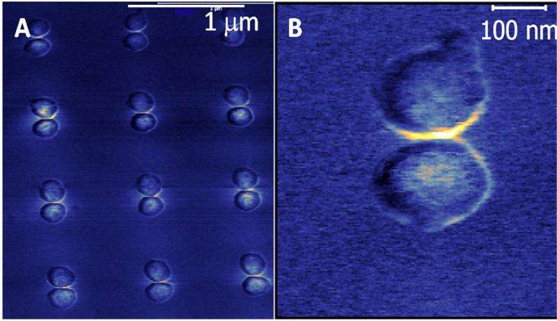 Photonics lab tests photon-induced force microscopy
