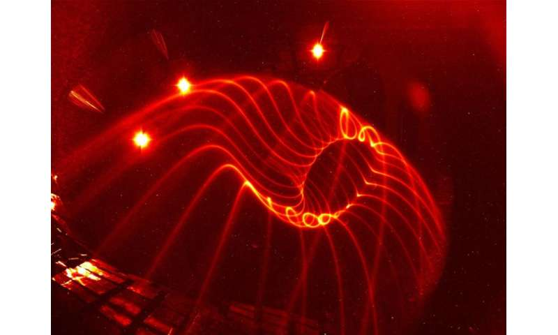 Physicists confirm the precision of magnetic fields in the most advanced stellarator in the world