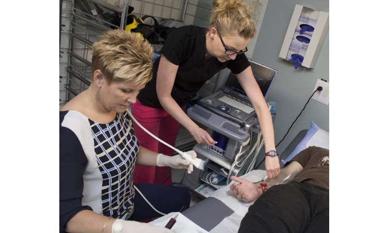 Platelet-rich plasma injections may lead to improvements in tissue healing