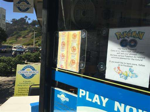 Pokemon Go's digital popularity is also warping real life