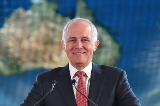 Prime Minister Malcolm Turnbull has acknowledged cyber attacks on Australia's government agencies but stopped short of blaming i