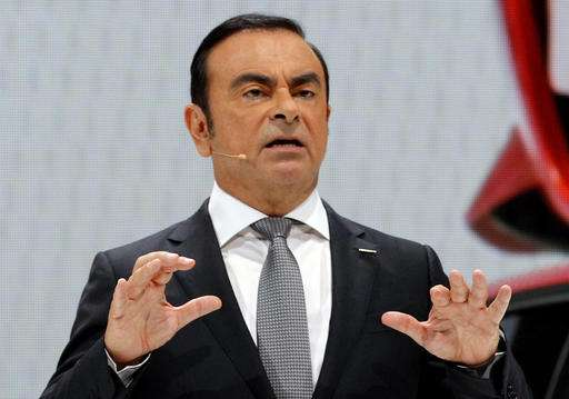 Reports: Nissan CEO Ghosn to head troubled Mitsubishi Motors