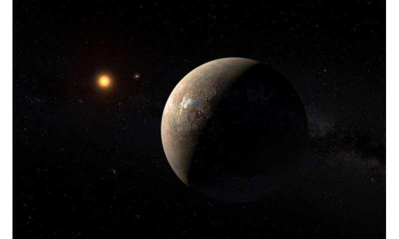 Rocky planet found orbiting habitable zone of nearest star