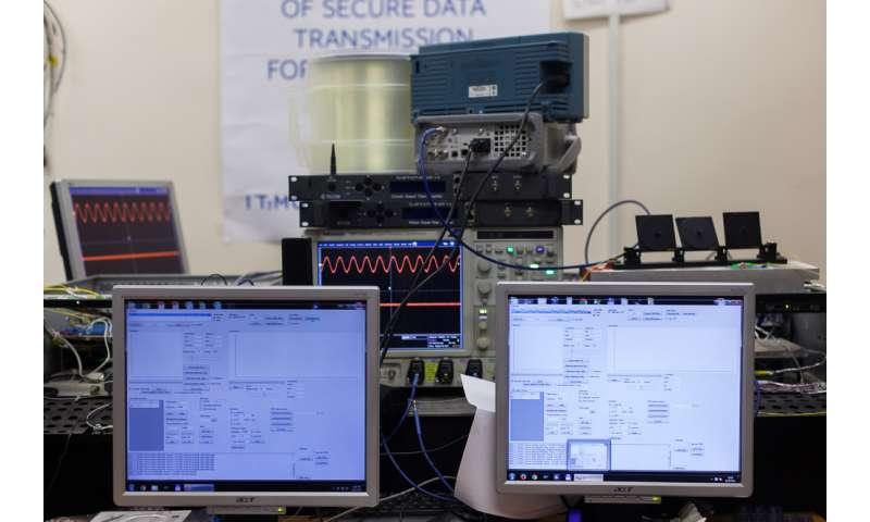 Russian scientists develop long-range secure quantum communication system
