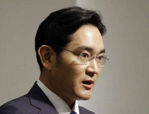 Samsung heir joins board, moving toward top leadership role