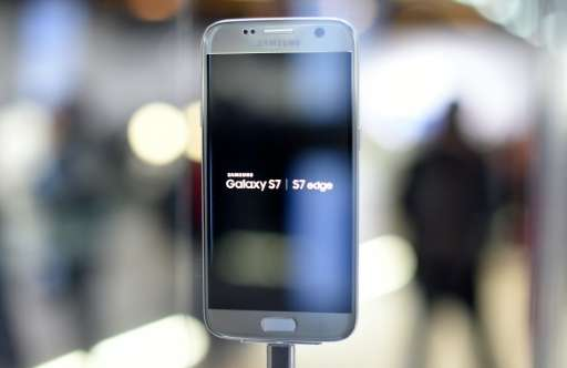 Samsung rolled out the latest version of its Galaxy S7 smartphone in March—a month earlier than the previous year and ahead of n