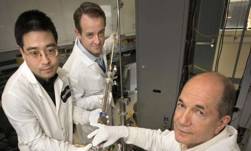 Scientists study the insulator-superconductor transition of copper-oxide compound in fine detail