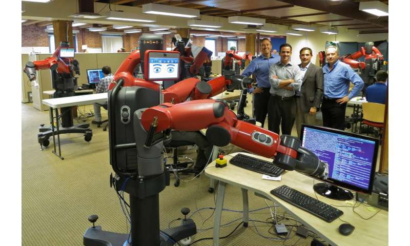 Setting robots in motion, quickly and efficiently