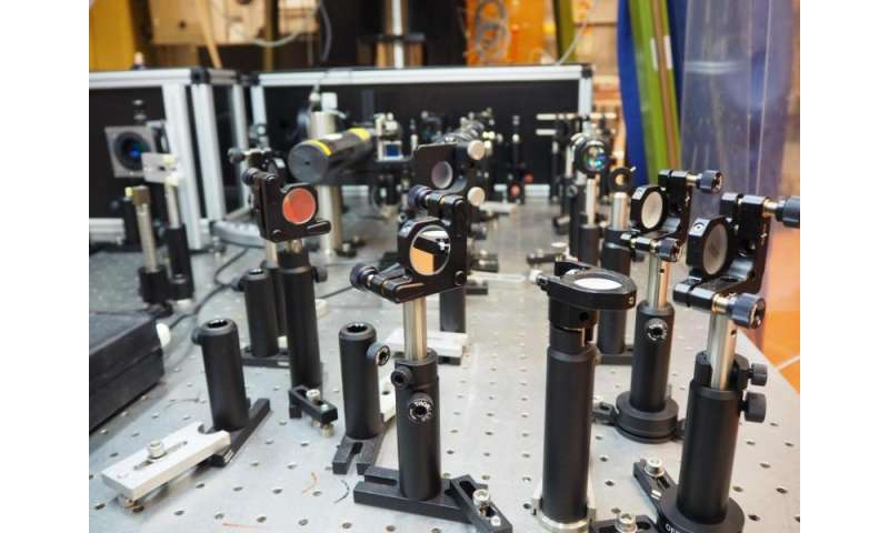 Single molecule detected for use in quantum network