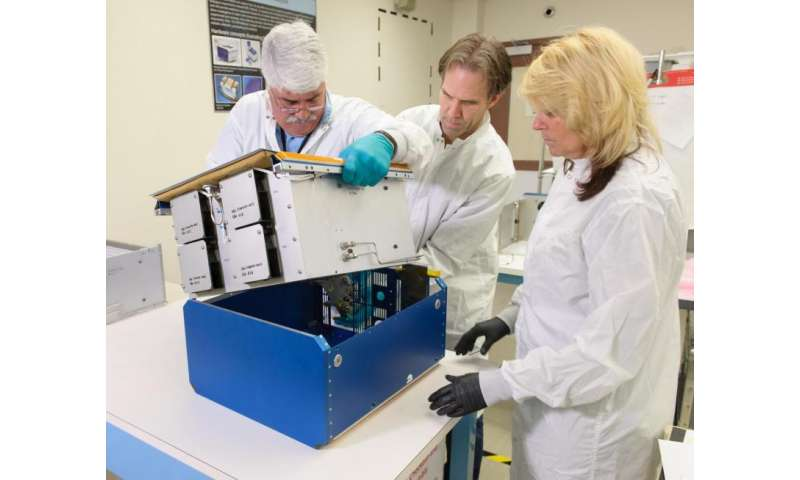 Spaceflight muscle loss study aims to benefit patients on earth